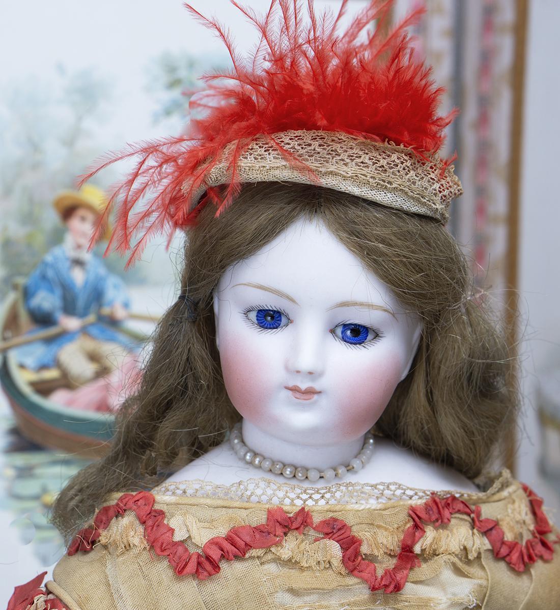 DIMIER fashion doll