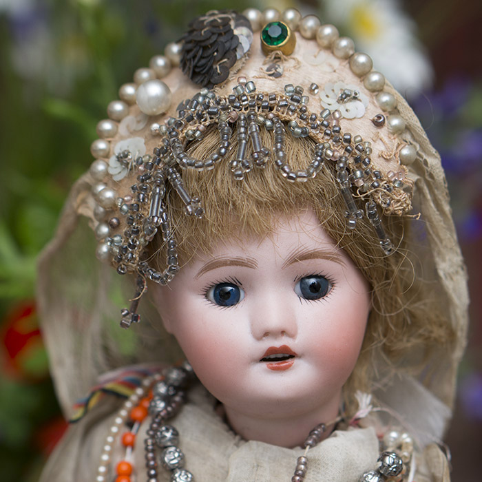 French Bleuette doll i