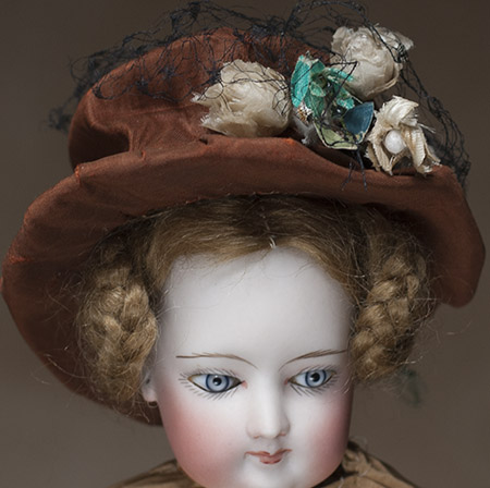 French Original Bonnet Hat