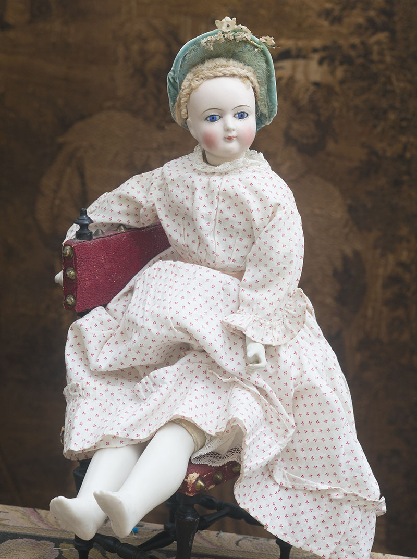 43 см Модная кукла в оригинальном платье