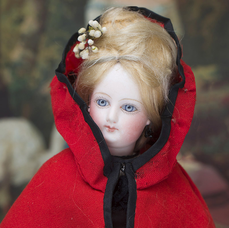 Antique French Fashion Jumeau doll