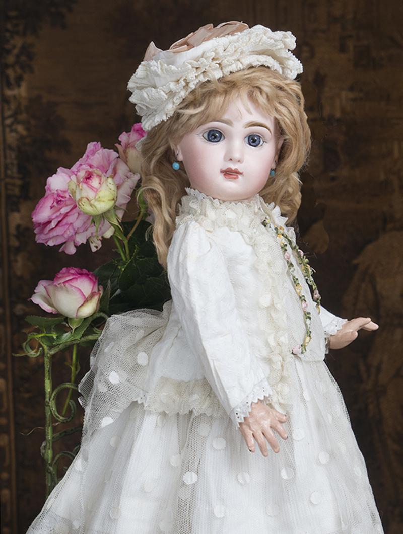51 см Кукла Jumeau с закрытым ртом
