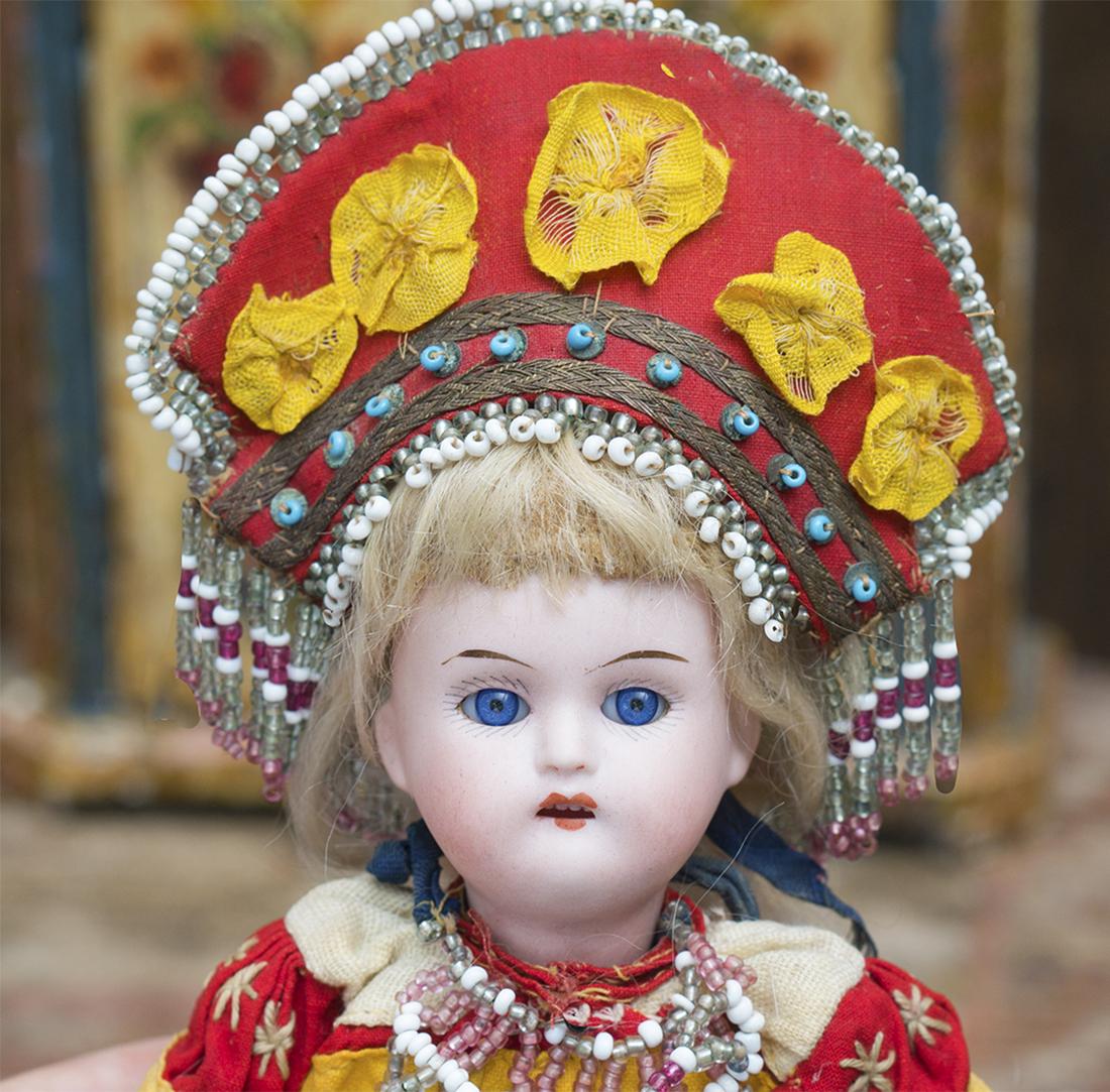Rare Russian Doll