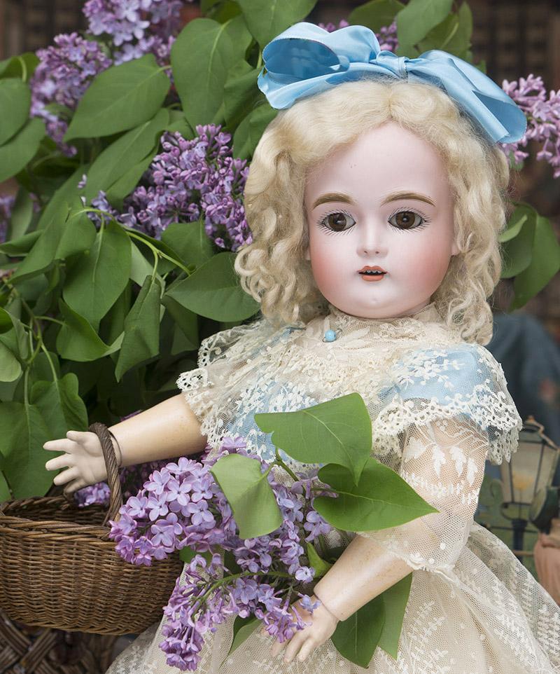 52  см Кукла Кестнер 167