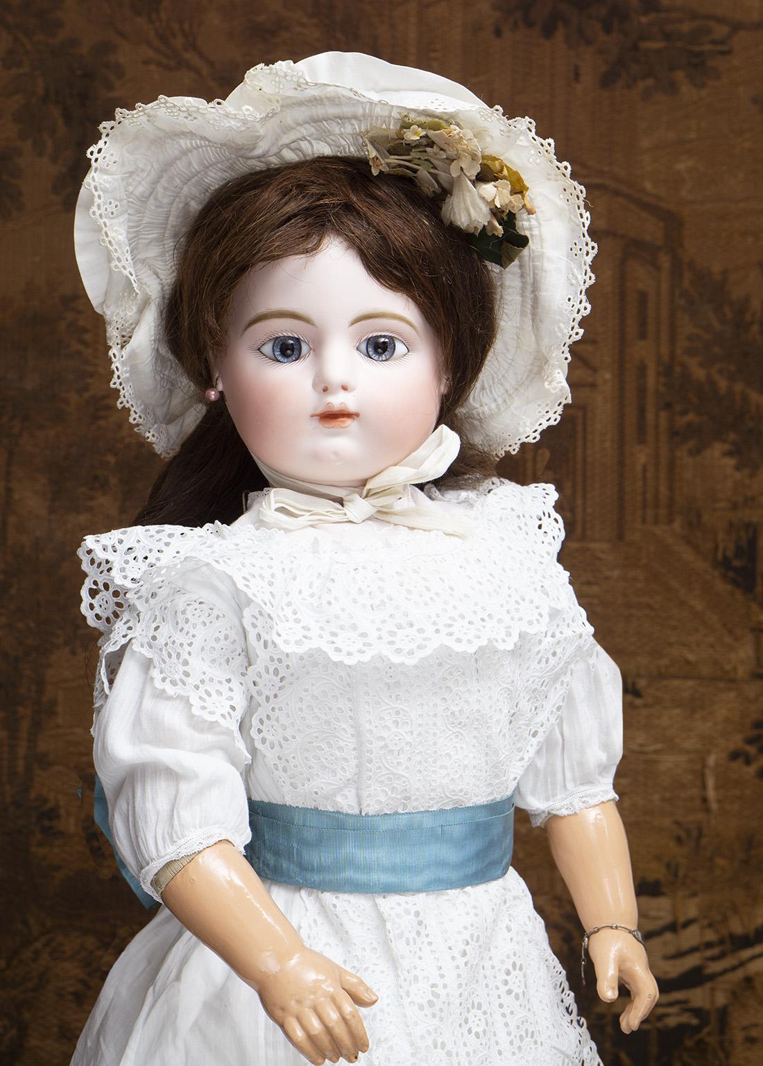 74см Большая Кукла Готье с оригинальным телом Гесланд